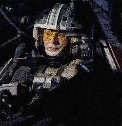 Jaldine Gerams cockpit