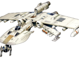BTL-S8 K-wing assault starfighter