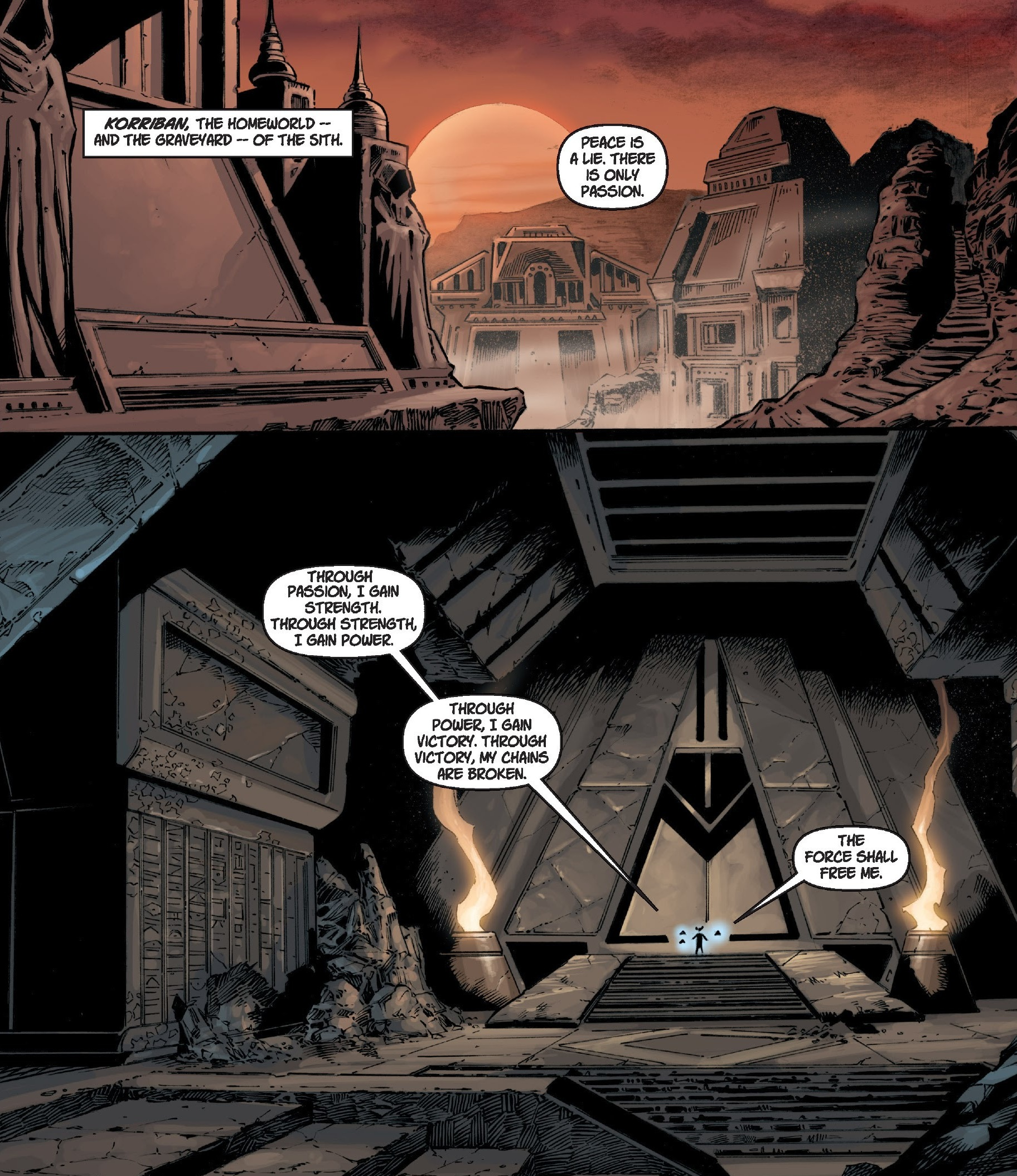 Book Of Sith Secrets From The Darkside
