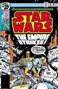 Star Wars 18 - The Empire Strikes