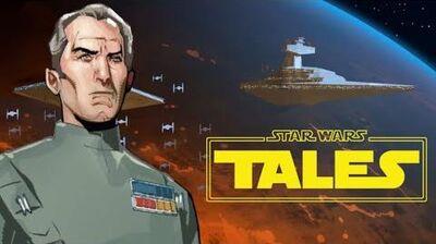 Wilhuff Tarkin, la Storia Completa - Star Wars Tales