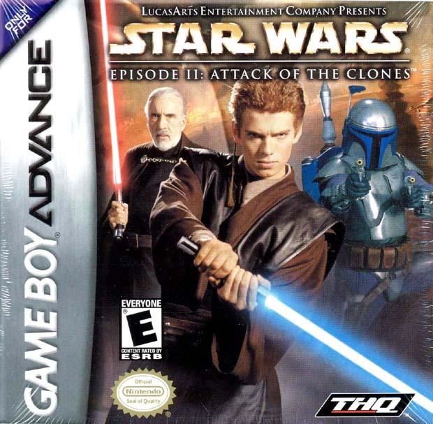 Star Wars Episode Ii Attack Of The Clones Video Game Wookieepedia Fandom