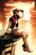 Doctor Aphra 1 Pichelli Exclusive Dark Side Textless
