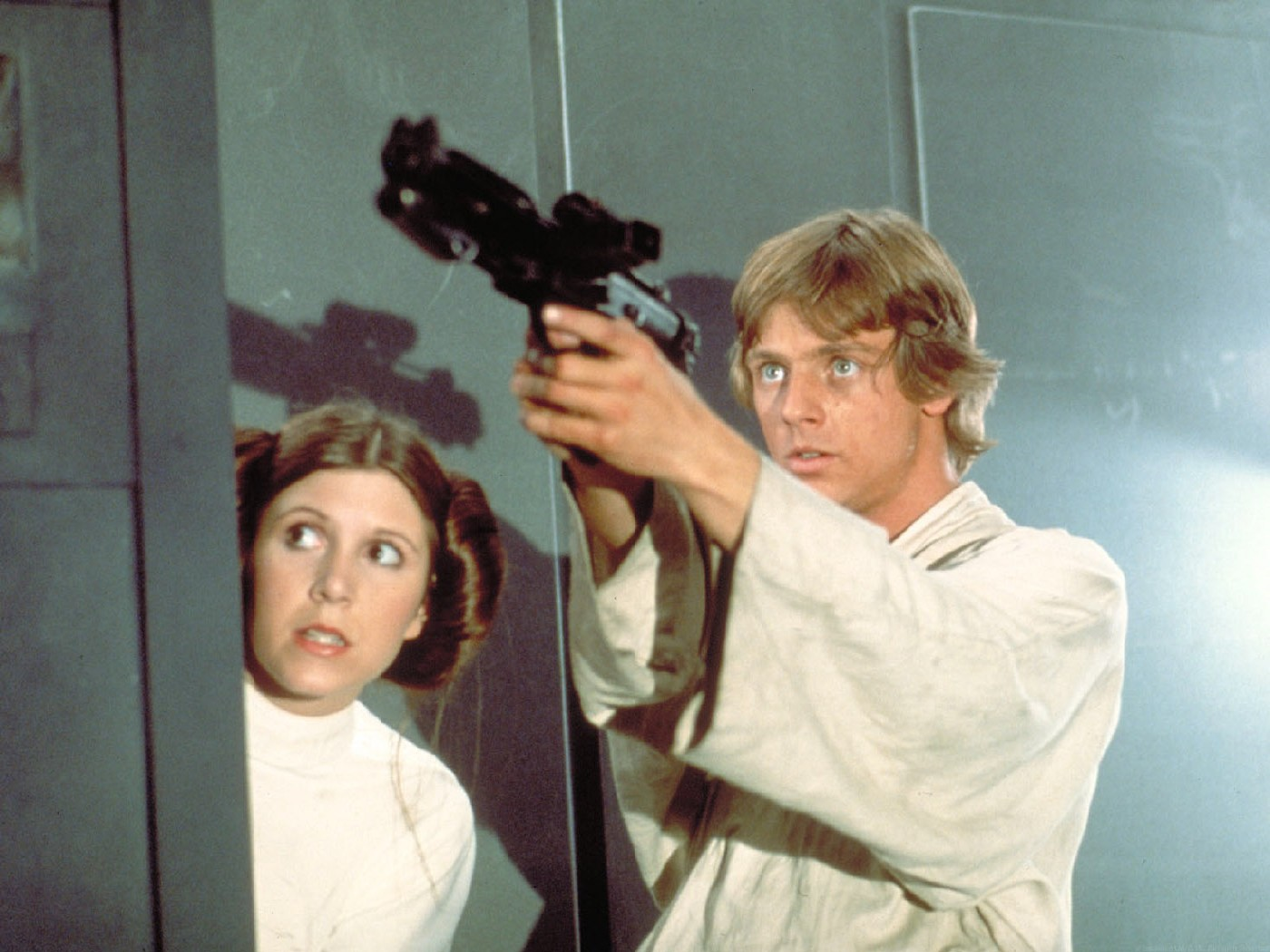 Image result for luke a new hope death star