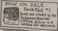 On Sale Ewok Pilot 1