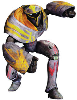 Seripas armor