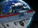 Incinerator-class plasma railgun