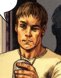 Klivian drinking