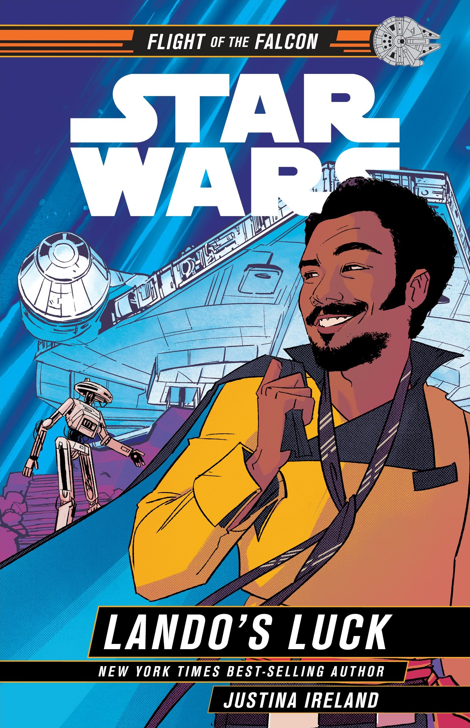 Image result for lando's luck