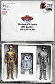 Star Wars Special C-3PO Phantom Limb Wonderworld Comics