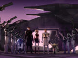 The Clone Wars: Sesong I
