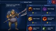 Uprising Enforcer Trainer Gurnot Menu 1