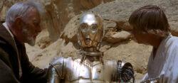 Ben 3PO luke