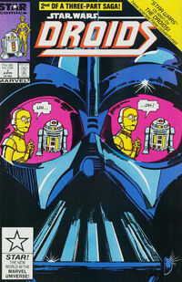 Droids 7 - Star Wars According to the Droids Book II