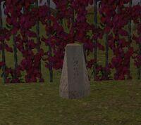 Harriet Mazoon grave