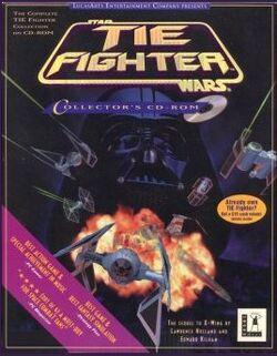 TIE Fighter Collectors CD-ROM