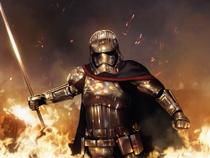 Captain Phasma Stormtrooper Leader SWD