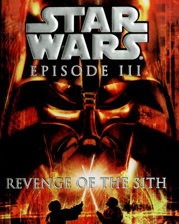 Star Wars Episode Iii Revenge Of The Sith Junior Novelization Wookieepedia Fandom
