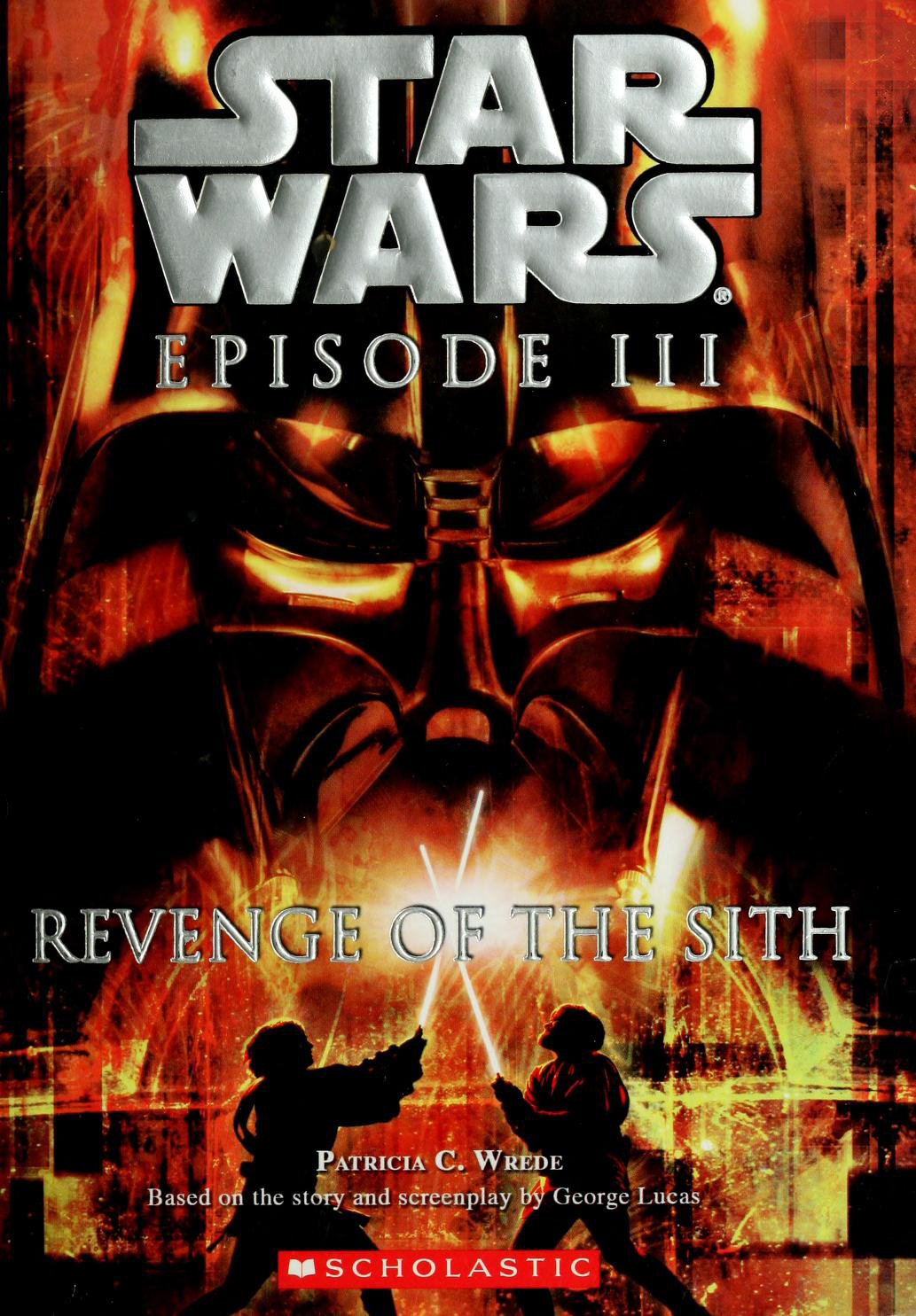 Star Wars Episode Iii Revenge Of The Sith Junior Novelization Wookieepedia Fandom
