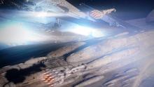 Fondor shipyard attack