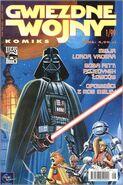 Gwiezdne Wojny Komiks 1-1999