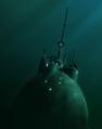 Mon Calamari central planetary scanner mast.png