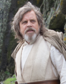 Old Luke Skywalker promo