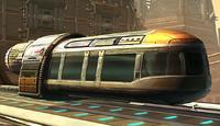 Rocket Tram