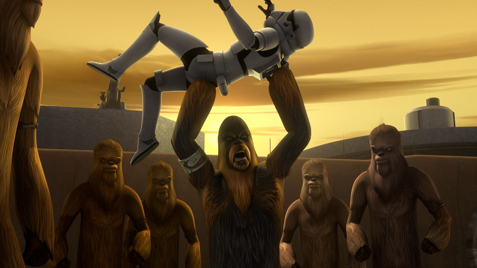 Image - Wookiees Fight on Kessel.png | Wookieepedia | FANDOM powered ...