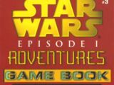 Episode I Adventures Game Book 3: The Fury of Darth Maul