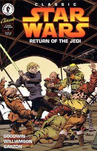 Classic Star Wars - Return of the Jedi 2