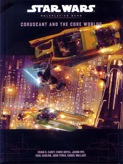 Coruscant and the Core Worlds
