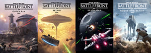 DLC Packs-SW Battlefront