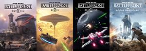 DLC Packs-SW Battlefront