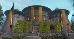 Jedi Temple Tython