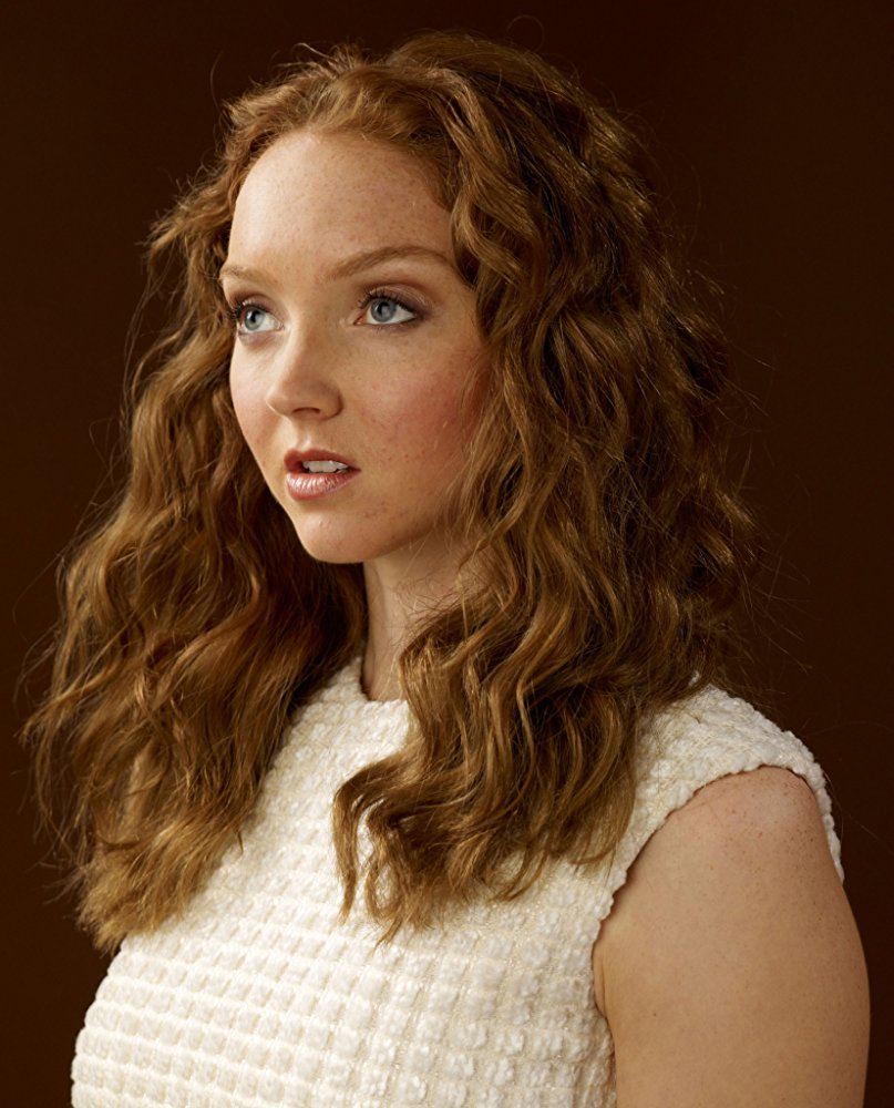 Lily Cole doctor parnassus