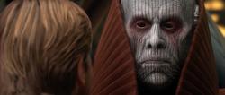 Tion Medon praat met Obi-Wan