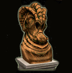 Chon Actrion Bust