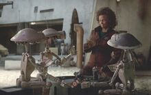Peli and Pit droids