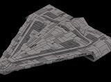 Quasar Fire-class Cruiser-Carrier