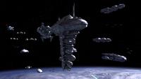 Rebel fleet Kamino