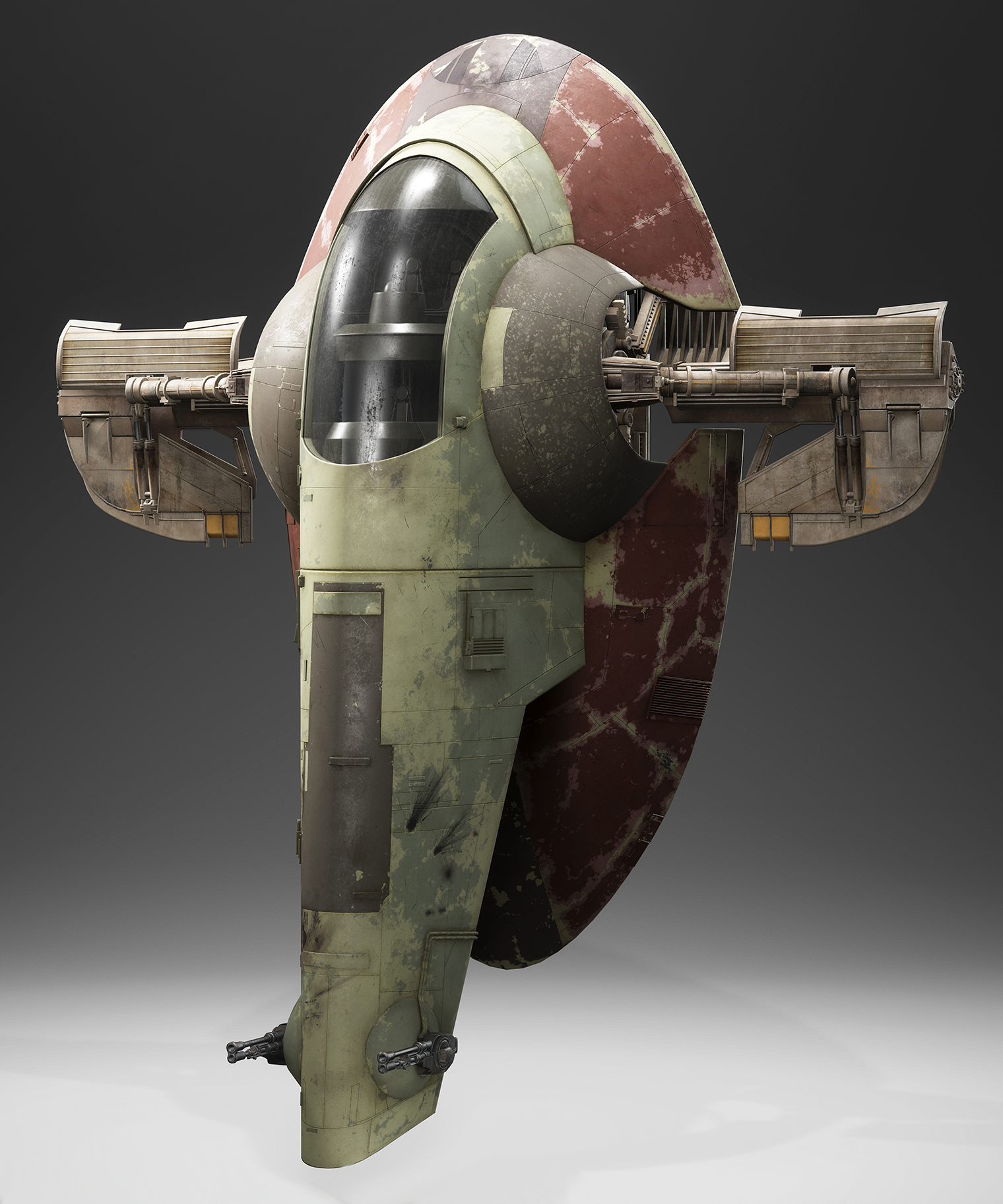 Slave 1 image - Rise of the Mandalorians mod for Star Wars: Empire ...