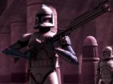 Unidentified Clone Sergeant