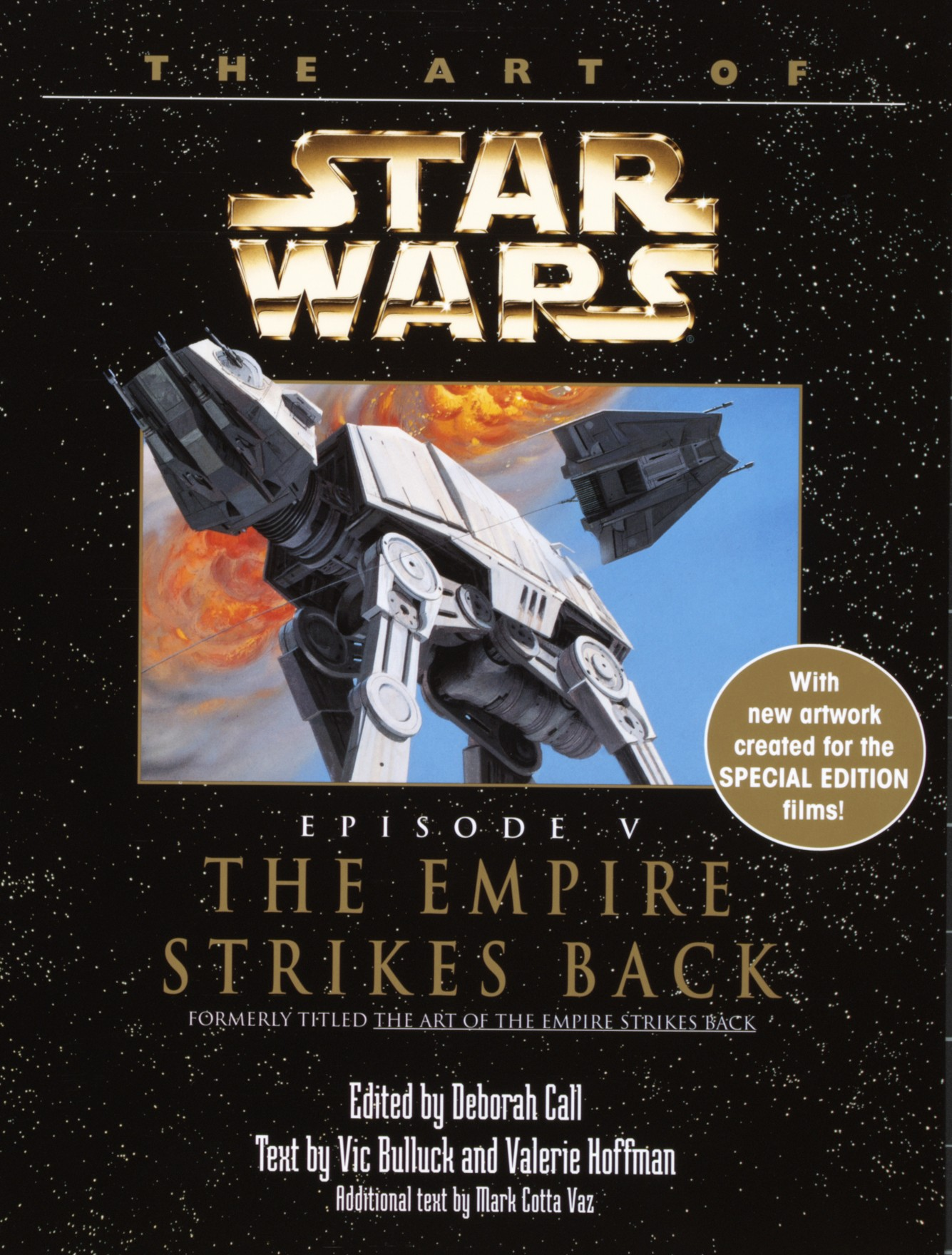 The Art Of Star Wars Episode V The Empire Strikes Back Wookieepedia Fandom