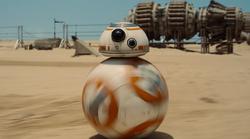 BB-8 su Jakku