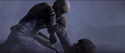 Hardeen vs Anakin