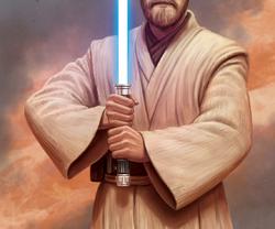 Obi-Wan Kenobis Lightsaber SWDL