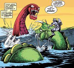 Sea-dragons