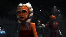 Ahsoka plo yularen resolute bridge malevolence