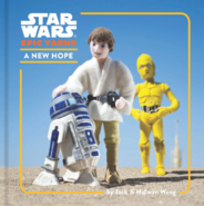 Epic Yarns A New Hope Cover